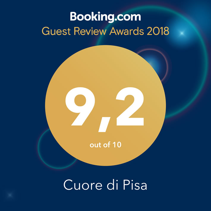 Bed Breakfast Cuore di Pisa su Booking.com